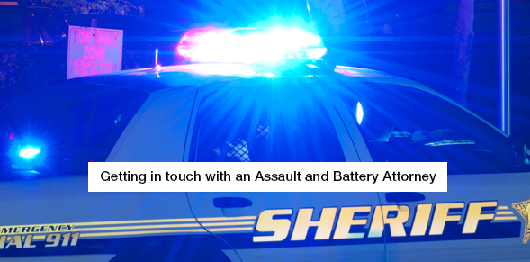 Assault and Battery Jenkins Law