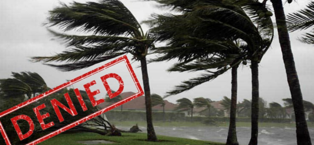 Insurance Company Underpaid Your Hurricane Claim